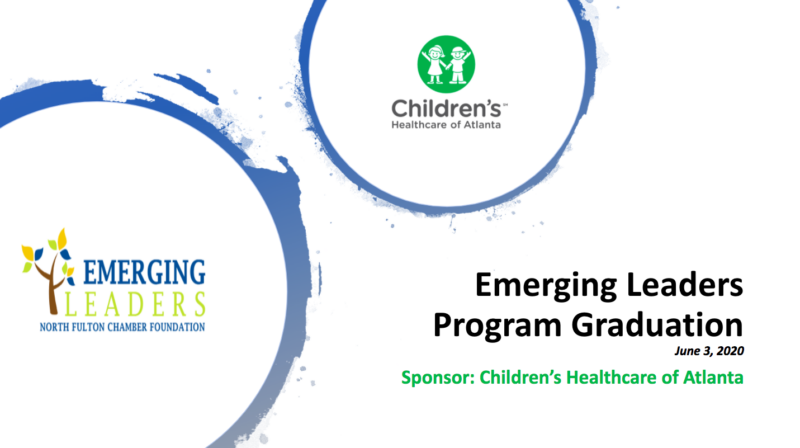 Emerging Leaders Program Graduation