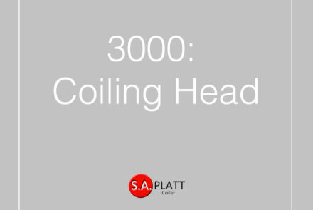 3000:COILING HEAD
