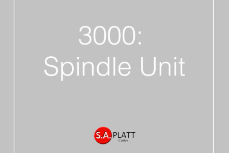 3000:SPINDLE UNIT