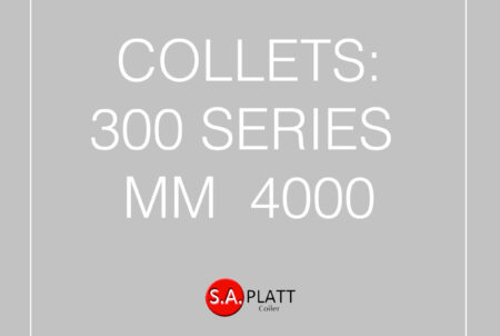 COLLETS:300 SERIES MM 4000
