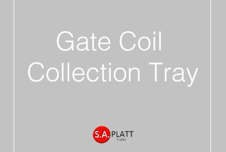 GATE COIL COLLECTORY TRAY