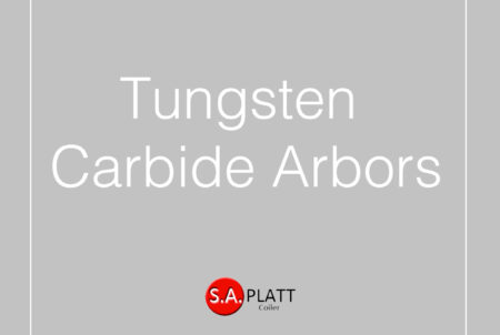 TUNGSTEN CARBIDE ARBORS