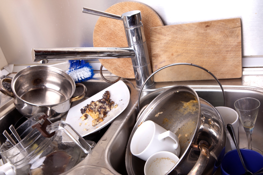 Kitchen Sink Discipleship