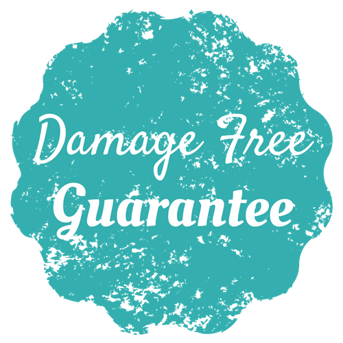 DAMAGE FREE GUARANTEE LOGO