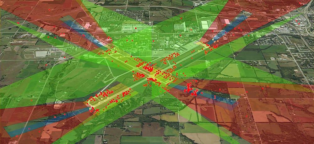 aviation geospatial planning