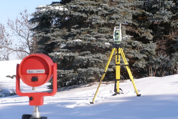 land surveys and expert geospatial planning services