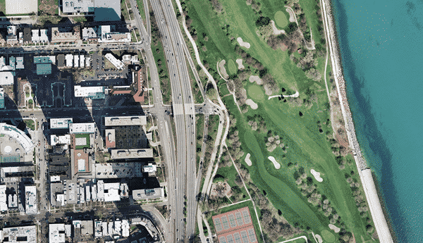 orthophotography and geospatial planning services