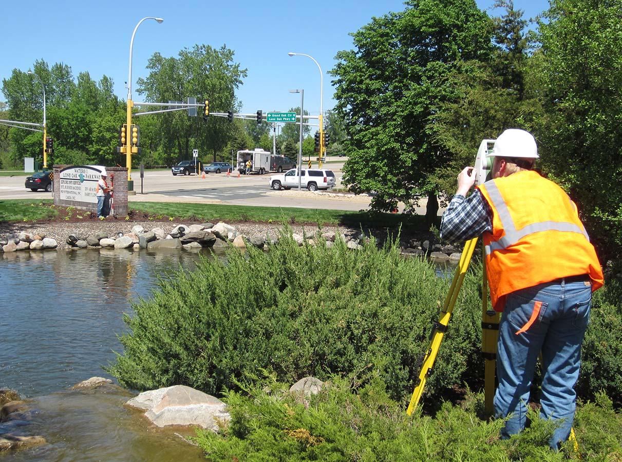 land surveys for land development and real estate