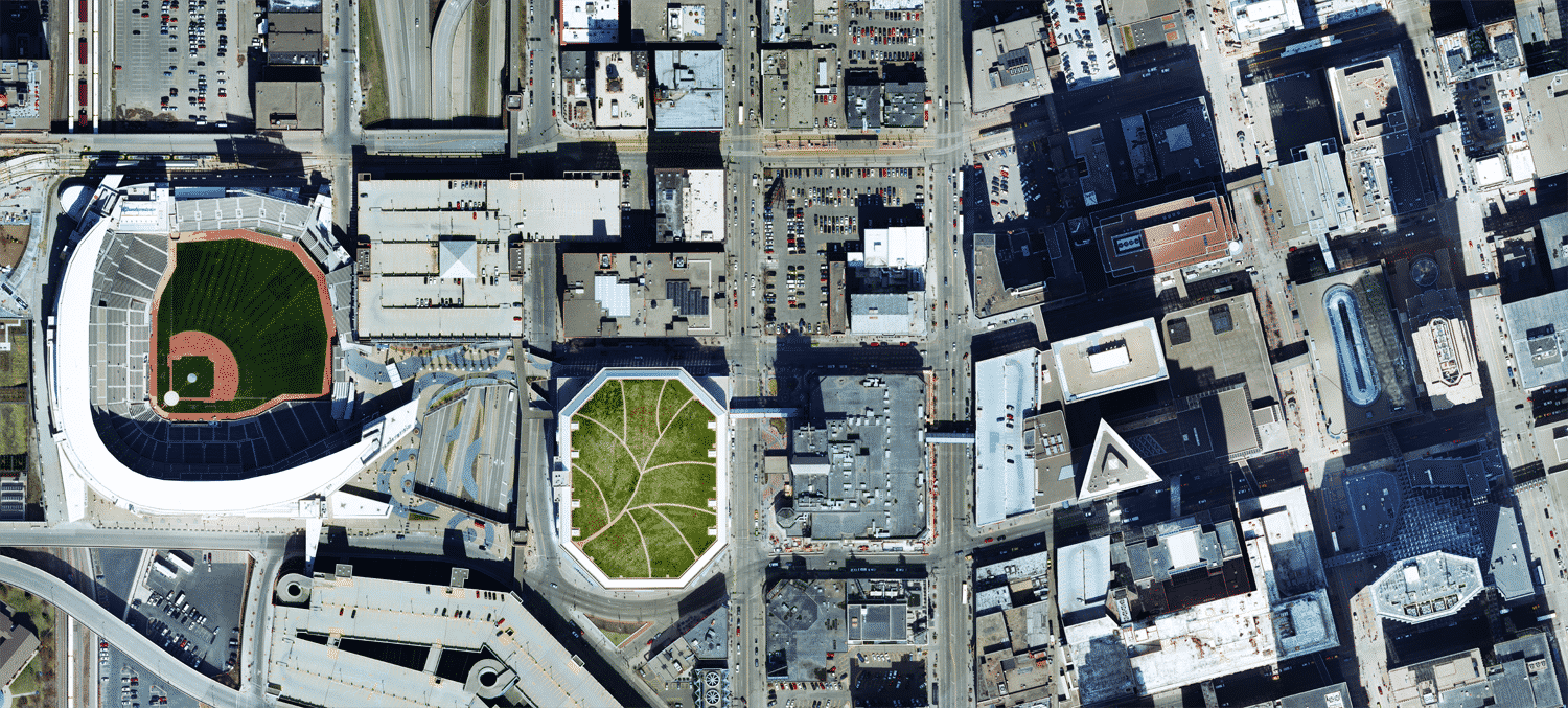 orthophotography mosaics and digital imagery