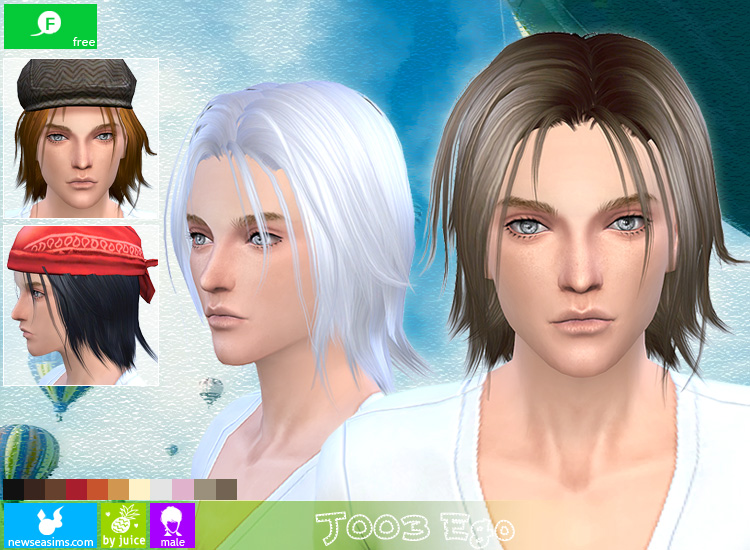 Hairstyle(Free) - NEWSEA
