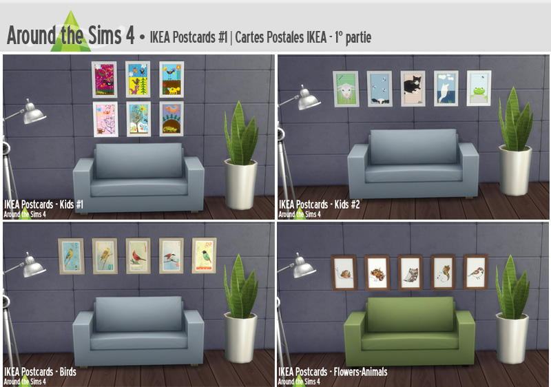 Around the Sims 4 | Free Custom Content for the Sims 4