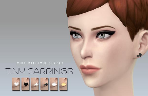 OBP Tiny Earrings TN 1