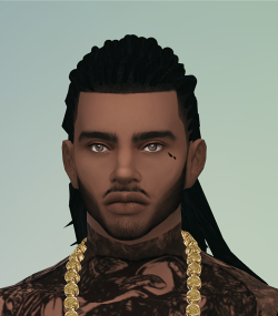 #BLVCKLIFESIMS: 3 new hair meshes, The 'Re-twist Locs', 'Cornrows'...