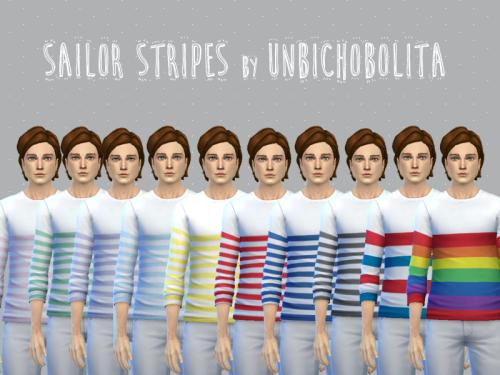 Ahoy! Some long sleeve t shirts for the guys, very... - Un bichobolita   fuckyeahunbichobolita