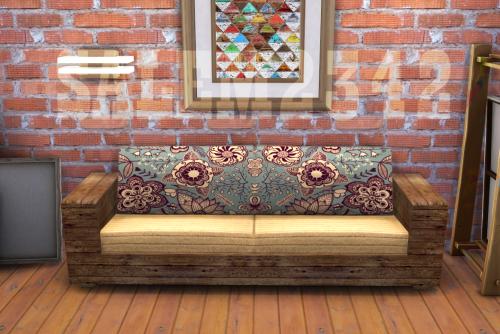 Salem2342 —                 Wooden sofa for...