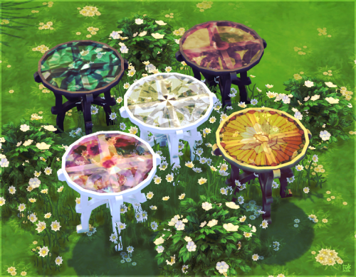 ˈtɒksɪk   It's almost 2015, so a gift for you. Glass tables...
