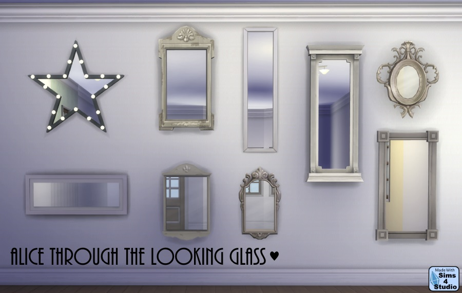 Alice Through The Looking Glass | Sims 4 Studio