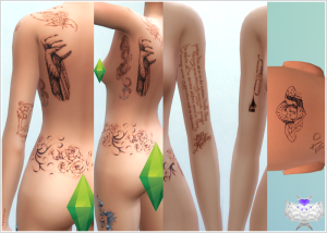 Tattoos 1.3