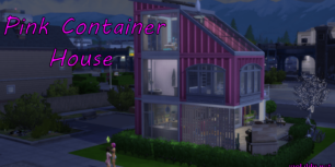 pinkcontainerhouse