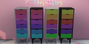 4dressers