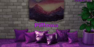 floorpillows