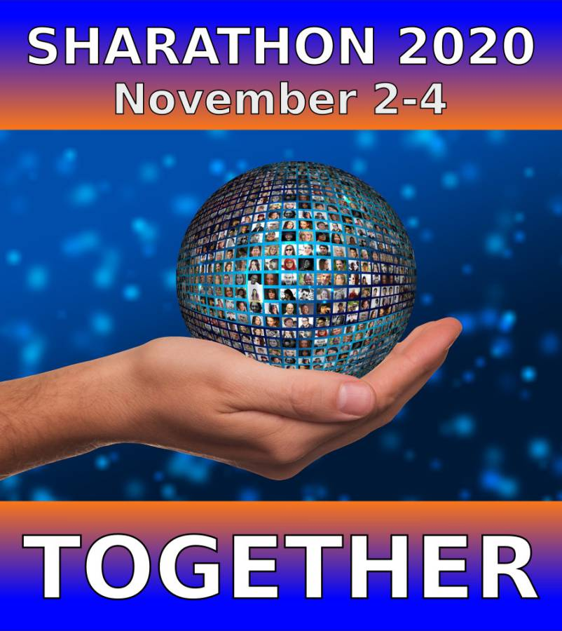 Sharathon 2020 - TOGETHER