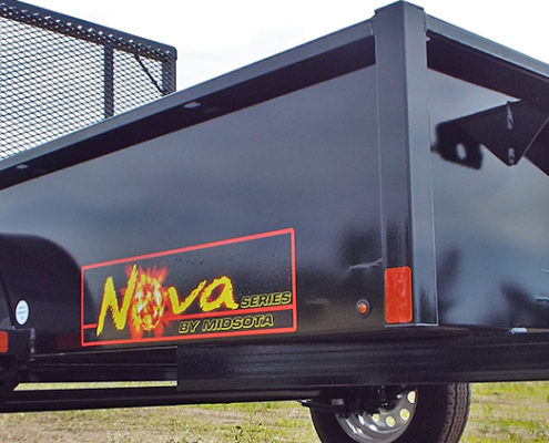 Nova-UT Utility Trailer from Midsota.