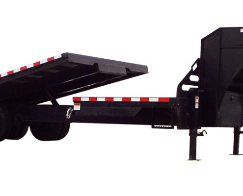Tilt-Bed Trailer from Midsota.