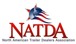 NATDA - North American Trailer Dealers Association - logo