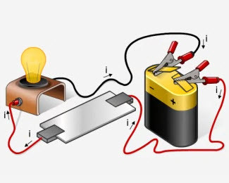 batteries and electricity