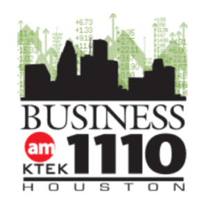 1110am ktek houston business radio news