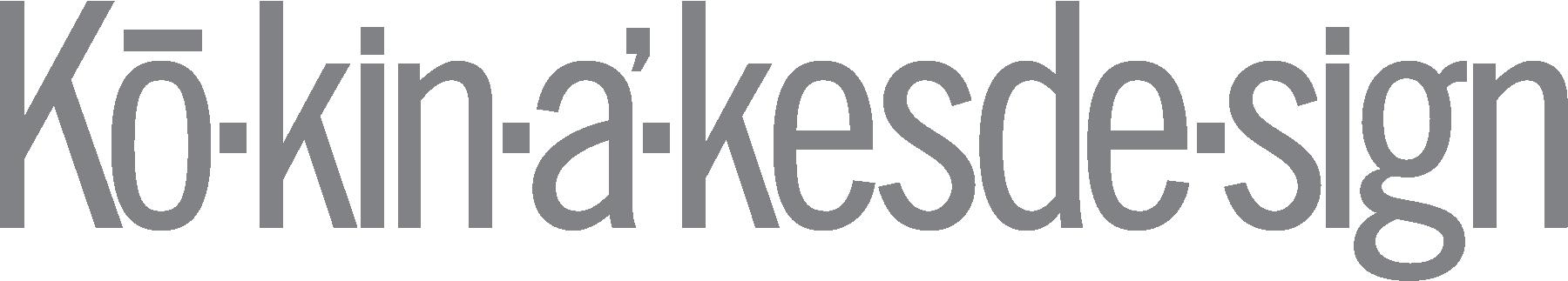 Kokinakes Design Logo