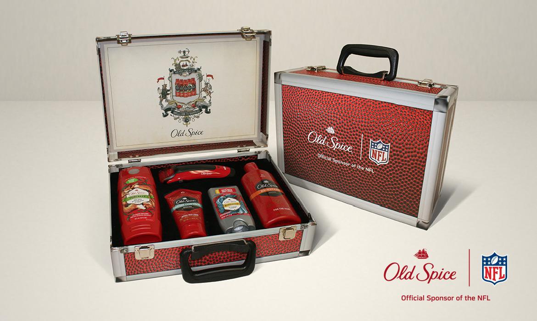 Old Spice – NFL