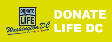 Donate Life DC
