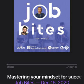 Podcast Interview: Mastering Your Mindset for Success