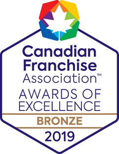 Canadian Franchise Association Awards of Excellence 2019