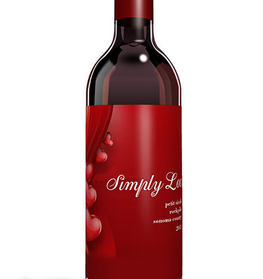 2013 Simply Love Petit Sirah