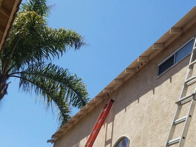 High quality roof cleaning orange county