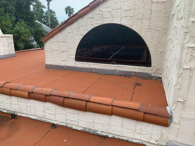 Tile roof repair san diego