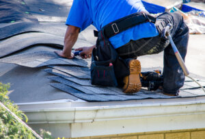 What to do if the roof is leaking