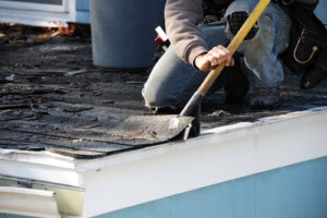 What factors affect a roof repair timeline in San Diego