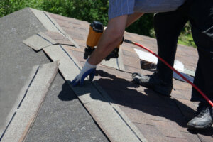 Can a roof be repaired instead of replaced