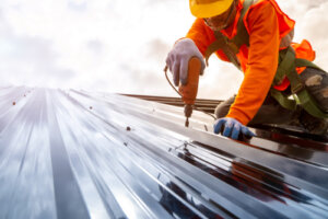 Where can I schedule a reliable re-roof service
