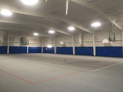 Community Campus Basketball Court