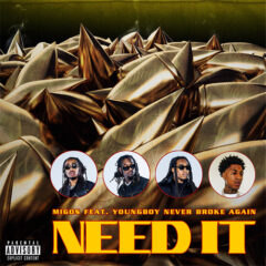Migos feat YoungBoy NBA Vs 50 Cent – Need It (Seque)