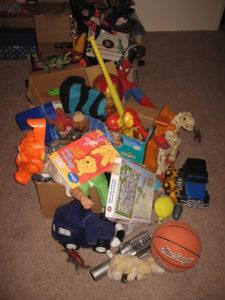 peninsula of toys