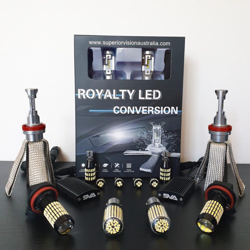 Royalty LED Conversion Package