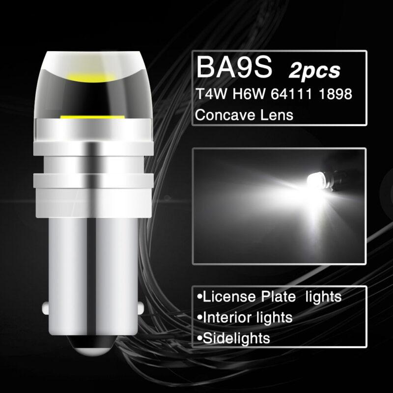 BA9S LED Parker Lights