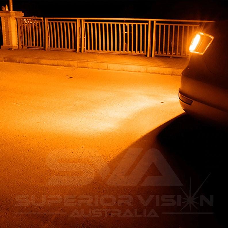 LED Indicator Lights