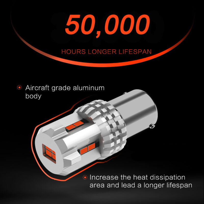 LED Brake Lights Long Lifespan